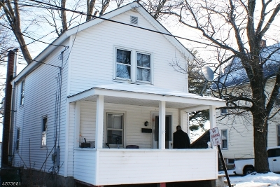 Newton Town Single Family Home For Sale: 11 Hamilton St