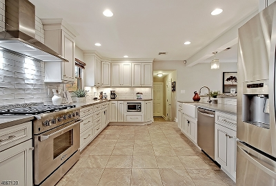 Branchburg Twp. Single Family Home For Sale: 488 Whiton Rd