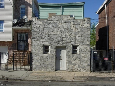Ironbound Single Family Home For Sale: 36 Chestnut St
