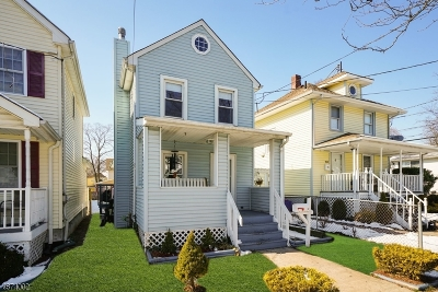 Somerville Boro Single Family Home For Sale: 157 Davenport St