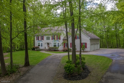 Tewksbury Twp. Single Family Home Active Under Contract: 31 Philhower Rd
