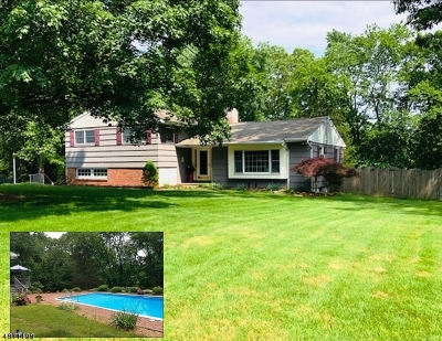 Sparta Twp. Single Family Home For Sale: 75 Fox Ridge Rd