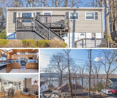 Denville Twp. Single Family Home For Sale: 26 Cliffside Trail