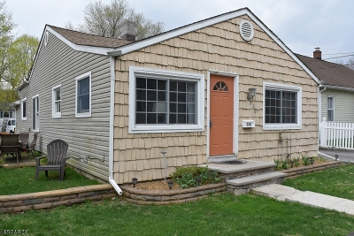 Franklin Boro Single Family Home For Sale: 338 Rutherford Ave