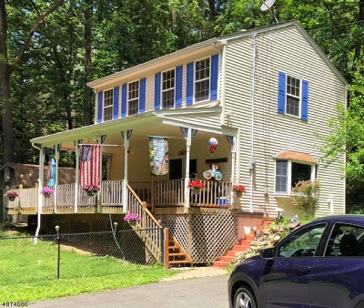 Byram Twp. Single Family Home For Sale: 10 Panther Pass