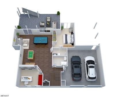 Livingston Single Family Home For Sale: 56 Edgemere Rd