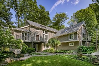 Bernards Twp., Bernardsville Boro Single Family Home For Sale: 55 Mt Airy Rd