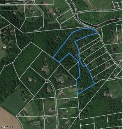 Franklin Twp. Residential Lots & Land For Sale: 240 Hamden River Rd