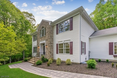 Mount Olive Twp. Single Family Home For Sale: 12 Cathy Ln