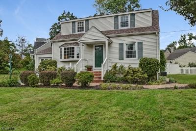 Madison Boro Single Family Home For Sale: 52 Hamilton St
