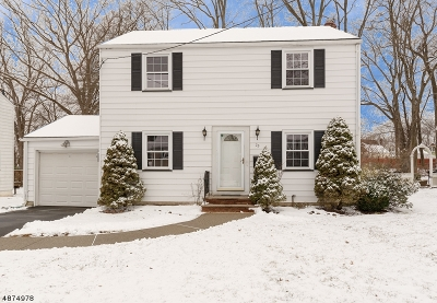Livingston Twp. Single Family Home Sold: 23 Concord Dr