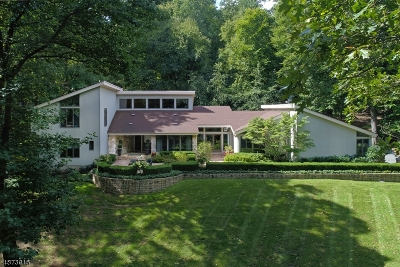 Single Family Home For Sale: 124 Jockey Hollow Rd