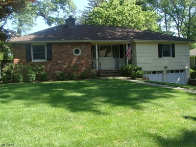 Madison Boro Single Family Home For Sale: 13 Lewis Dr
