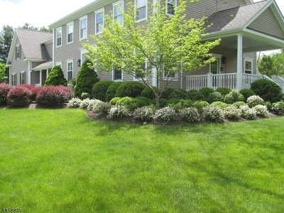 Tewksbury Twp. Single Family Home For Sale: 35 Long View Rd