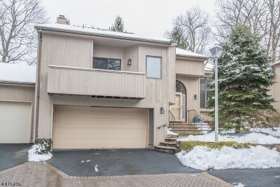 Mountain Lakes Boro Condo/Townhouse For Sale: 023 Sherwood Dr