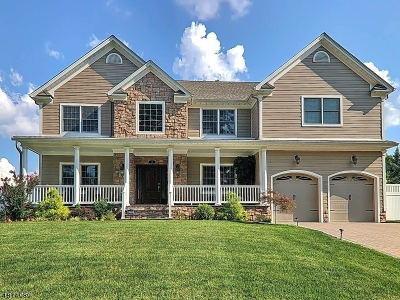 Mountainside Boro Single Family Home For Sale: 4 Highpoint Dr