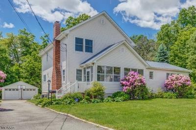 Livingston Single Family Home For Sale: 17 Dickinson Ln