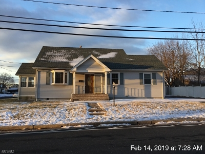 Manville Boro Single Family Home For Sale: 105 Whalen St