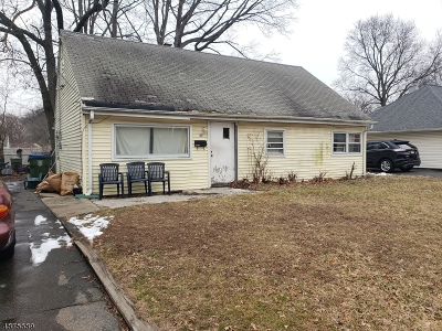 Edison Twp. Single Family Home For Sale: 17 Dobson Rd