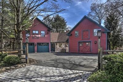 Bernards Twp., Bernardsville Boro Single Family Home For Sale: 9 Monroe Pl