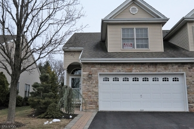 Franklin Twp. Condo/Townhouse For Sale: 37 Bayard Rd
