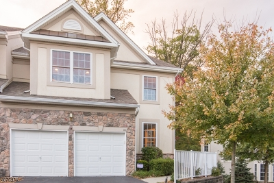 Denville Twp. Condo/Townhouse For Sale: 10 Glattly Dr