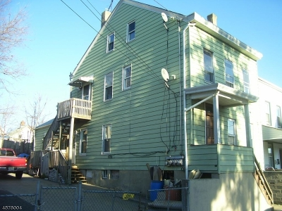 Paterson City Multi Family Home For Sale: 108-110 Sheridan Ave