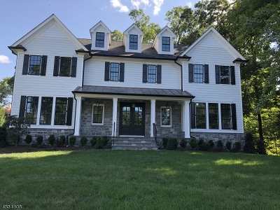 Madison Single Family Home For Sale: 126 Woodland Rd