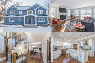 Livingston Single Family Home For Sale: 25 Sycamore Ave