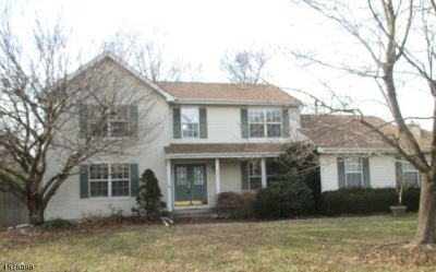 Somerset Single Family Home For Sale: 17 Alton Dr