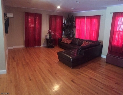 Passaic City Condo/Townhouse For Sale: 199 Lafayette Ave 1a