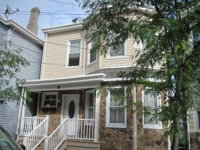 Paterson City Multi Family Home For Sale: 8 Jane St
