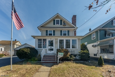 Bound Brook Boro Single Family Home For Sale: 428 Livingston St
