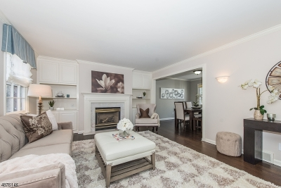 Summit Single Family Home For Sale: 238 Woodland Ave