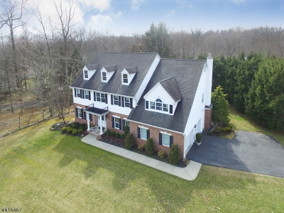 Montvale Boro Single Family Home For Sale: 16 Sunnyside Dr