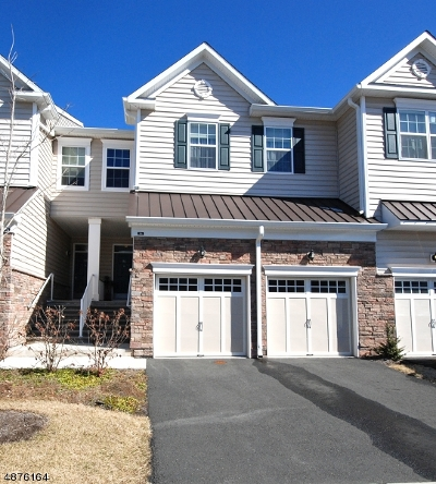 Montgomery Twp. Condo/Townhouse For Sale: 96 Autumn Ln