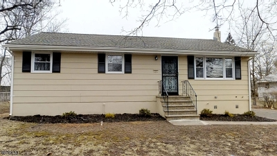 Franklin Twp. Single Family Home For Sale: 5 Clifton St