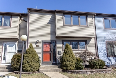 Hillsborough Twp. Condo/Townhouse For Sale: 311 Tall Oak Ln
