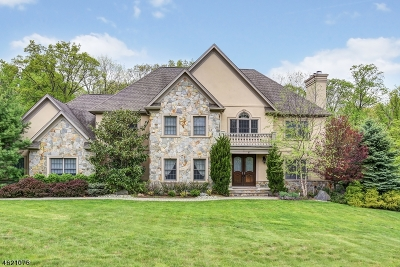 Warren Twp. Single Family Home For Sale: 27 Strawberry Ln