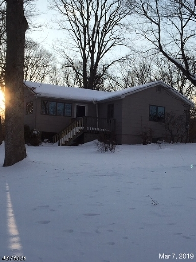 Rockaway Twp. Single Family Home For Sale: 949 Green Pond Rd