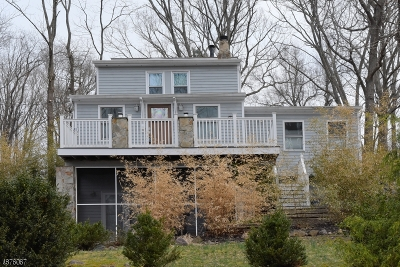 Boonton Twp. Single Family Home For Sale: 94 Rockaway Dr