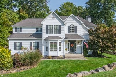 Byram Twp. Single Family Home For Sale: 23 Manor Dr