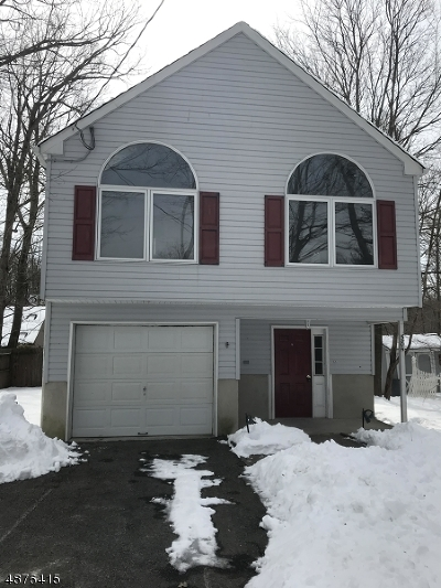 Byram Twp. Single Family Home For Sale: 58a River Rd