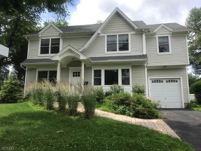 Glen Rock Boro Single Family Home For Sale: 384 Blvd