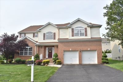 Franklin Twp. Single Family Home For Sale: 5 Timberhill Dr