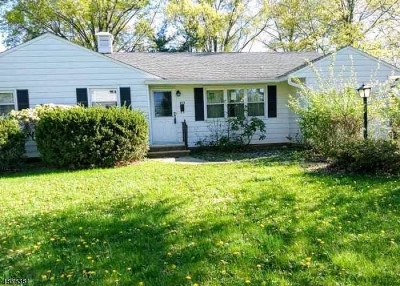Raritan Boro Single Family Home Active Under Contract: 413 Danbury Ave