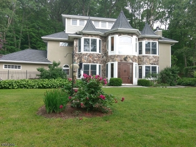 Readington Twp. Single Family Home For Sale: 16 Round Valley Rd