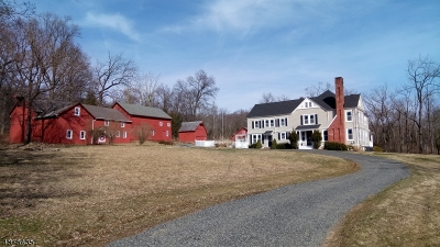 Bridgewater Twp. Single Family Home For Sale: 440 Foothill Rd
