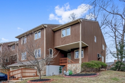 Bridgewater Twp. Condo/Townhouse For Sale: 46 Bond St