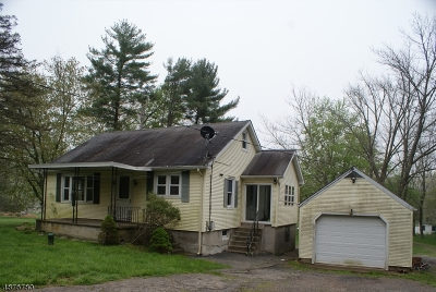 Chester Twp. NJ Single Family Home For Sale: $339,900